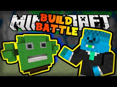 Minecraft: OVO JE SHREK... da... | Build Battle