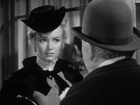 """Marilyn Monroe Movie Trailer - """"O.Henry's Full House"""" 1952"""