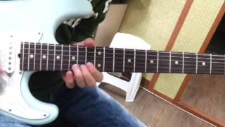 이적 - 그대랑 엔딩 기타솔로
