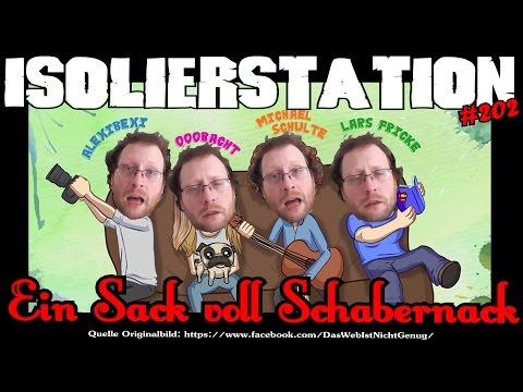 Ein Sack voll Schabernack (Isolierstation Podcast #202)