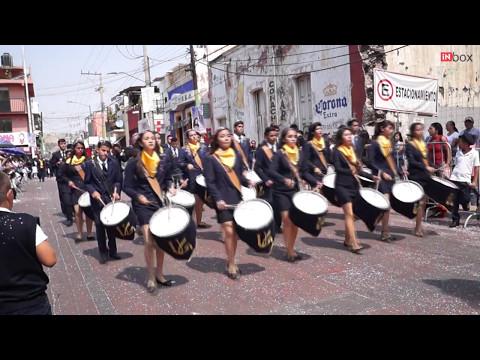 Desfile conmemorativo al 5 de mayo, Pénjamo, Gto