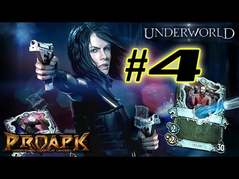 Underworld: Blood Wars Gameplay iOS / Android #4 (by Ludia)