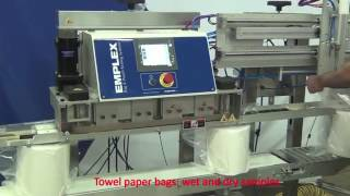 Emplex MPS 7503  Vacuum Sealer with Nitrogen Gas Flush and Conveyor