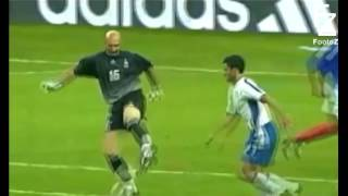 FABIEN BARTHEZ ● BEST SAVES EVER ● LEGENDARY GOALKEEPER