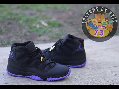 4ae70953b83 Custom Jordan 11