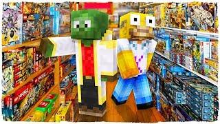 Tienda De Juguetes Realista En Minecraft  Igual Que En La Vida Real