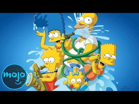 Top 10 Dysfunctional TV Cartoon Families