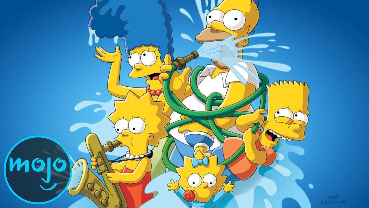 top 10 dysfunctional tv cartoon families youtube
