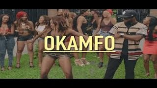Iyanya - Okamfo Ft. Lil Kesh **Official Dance Video**  @african Jawn