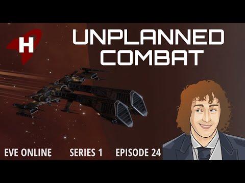 Unplanned Combat - 🚀 EVE Online 🌕 Let's Play E24