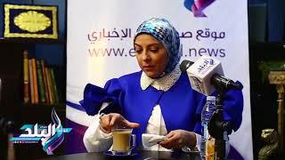 دعاء فاروق لـ'صدى البلد': برنامج 'حياتنا' يصلح لكل الأوقات.. فيديو وصور