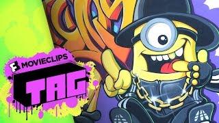 TAG | Minions (2015) - Graffiti Art Series HD