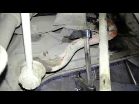 Как заменить заднюю стойку на шевроле круз 2010 года  Chevrolet Cruze