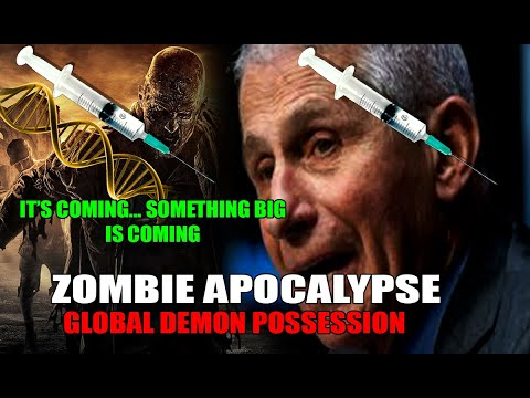 """The coming ZOMBIE Apocalypse & """"THE PURGE""""/C-19...I don't think we realize what&#"""