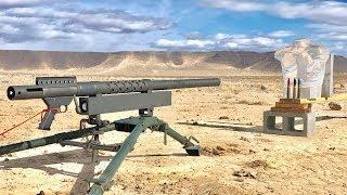 20mm vs Ballistics Gel
