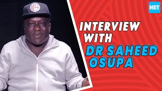Exclusive interview with King Dr Saheed Osupa