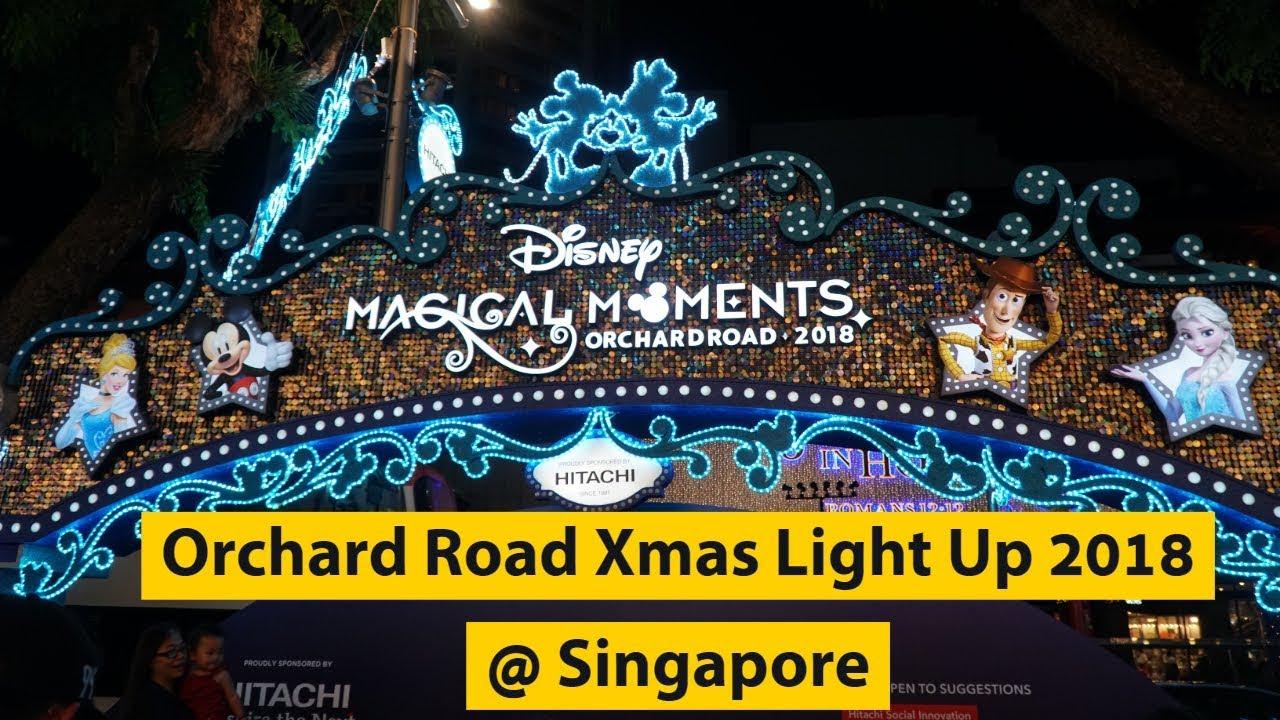 Christmas Light-Up 2018