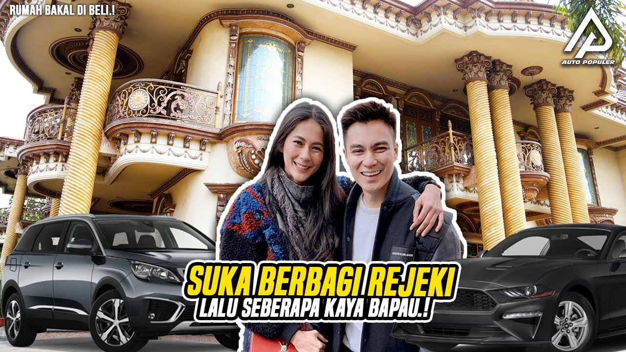 Liat Isi Garasi Rumah Baim Wong Berikut Koleksi Mobil Mewah Dan Kekayaan Bapau Youtube
