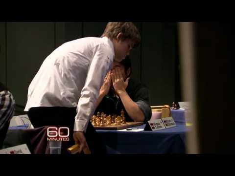 ChessBase com   Chess News   Chess champs Bobby Fischer and Magnus Carlsen on 60 Minutes mp4
