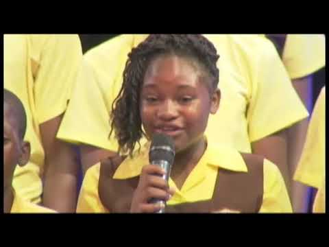 Claude Mckay High - Halo (TVJ All Together Sing) October 14 2018