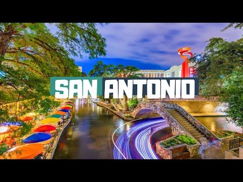 ¿Qué Hacer En San Antonio, Texas?