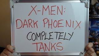 X-Men: Dark Phoenix TANKS MASSIVELY (It's EASY to see why) !!