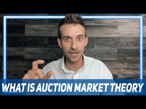 Auction market Theory | How does it work? | Explained | [2020]