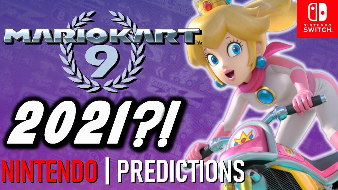 2021 マリオカート9