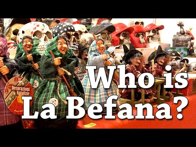 Who is La Befana?