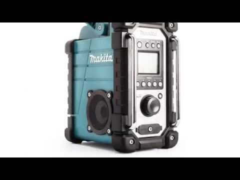Makita DMR107 Jobsite Radio - the Top 5 Things You Need to Know