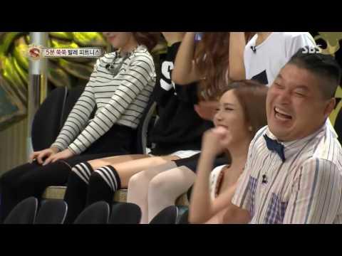 Star King   T ARA's Qri, Soyeon and Hyomin Cut