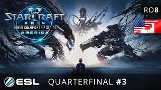 Revival vs. Polt - Quarterfinal Ro8 - WCS America  2014 Season 1 - StarCraft 2