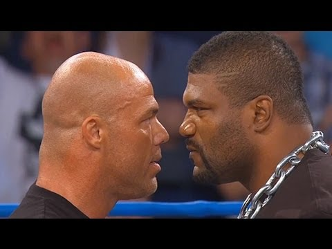 Former UFC Fighter Rampage Jackson Makes His Impact Wrestling Debut
