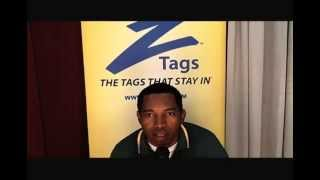 Z Tags User Testimonial at 2010 World Dairy Expo