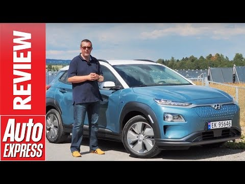 New 2018 Hyundai Kona Electric SUV review – 300-mile-range for £30k