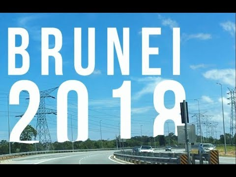 Travel Log Brunei 2018