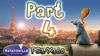 Ratatouille Walkthrough Part 4 : The Movie - Game (PS3, Xbox 360)