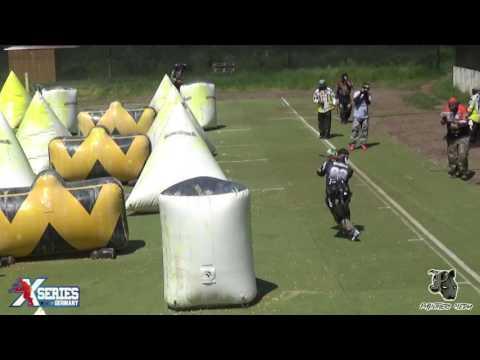 Spieltag 1: OWL Sharks vs Herford Mohawks (xSeries X5 Challenger Leese)