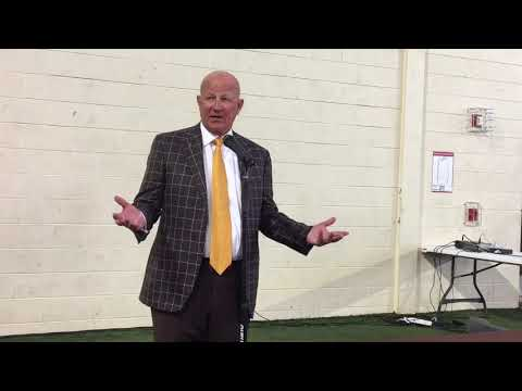 Craig Bohl discusses Wyoming's Pro Day