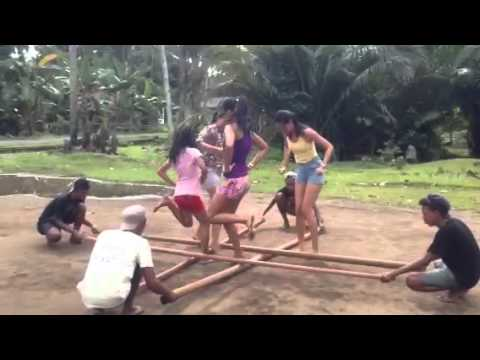 Saureka-reka (Traditional dance from Ambon) Indonesia