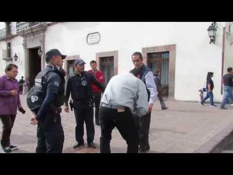 """""""Maldita la hora en que llegue a Querétaro"""" Ciudadano"""