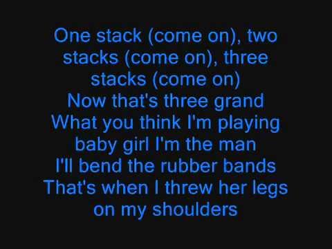 Flo-Rida Ft. T-Pain - Low (lyrics)
