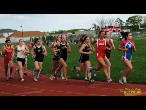 (Day 1) 2012 Outdoor Ocean County Track and Field Championships - Broadcast Style