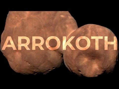 Arrokoth: Naming the Kuiper Belt Object Visited by NASA's New Horizons