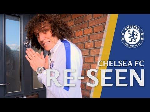 David Luiz Has A Surprise For A Lucky Bridge Kids Member I Chelsea Re-Seen