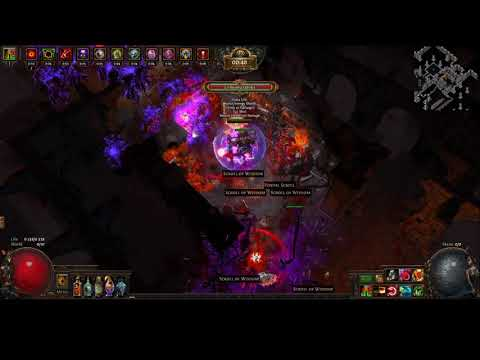 Path of Exile 3.0 Ancestral Warchief Uul-Netol Domain run