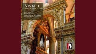 """Flute Concerto in G Minor, Op. 10, No. 2, RV 439, """"La notte"""" (arr. E. Bellotti for 2 organs) :..."""