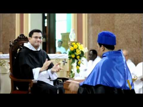 Installation of the 96th Rector of The University of Santo Tomas