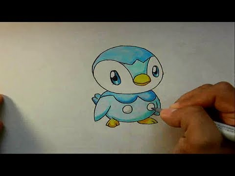 Wie Zeichnet Man Plinfa Pokemon Tutorial Youtube