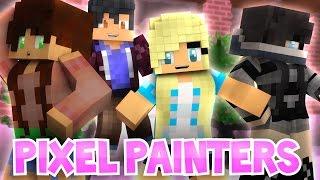 The Ro'Maeve Sisters!? | Pixel Painters Genderbent Minecraft